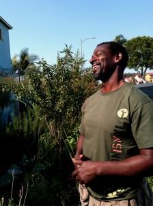 Ron Finley, Gangsta Gardener